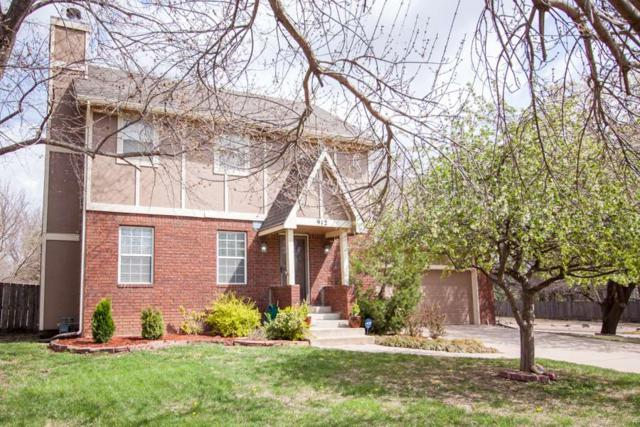 912 W Cedarwood Ct, Andover, KS 67002 (MLS #549727) :: Glaves Realty