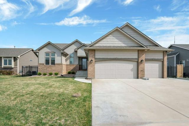 1016 W Travertine St., Andover, KS 67002 (MLS #549741) :: Glaves Realty