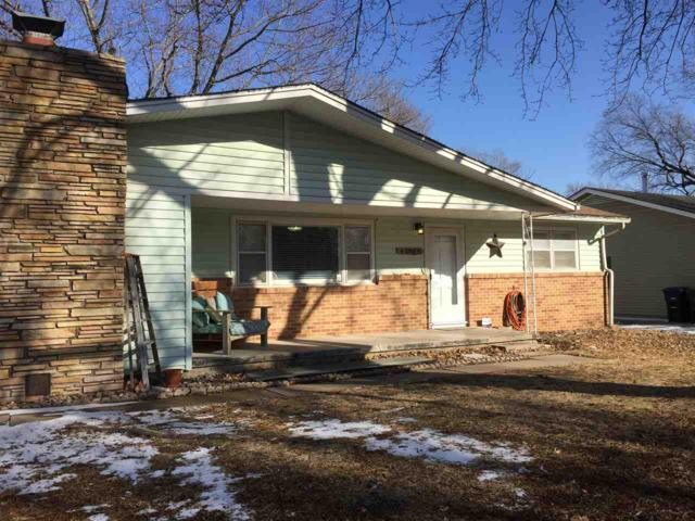 1350 N Taylor, El Dorado, KS 67042 (MLS #549770) :: On The Move