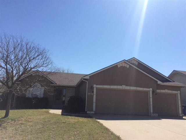 4874 E Willow Point Ct, Bel Aire, KS 67220 (MLS #549788) :: Glaves Realty