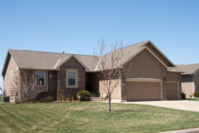 3913 N Rutgers St, Maize, KS 67101 (MLS #549790) :: Wichita Real Estate Connection
