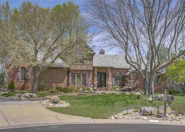 8822 E Shannon Way Ct, Wichita, KS 67206 (MLS #549843) :: Select Homes - Team Real Estate