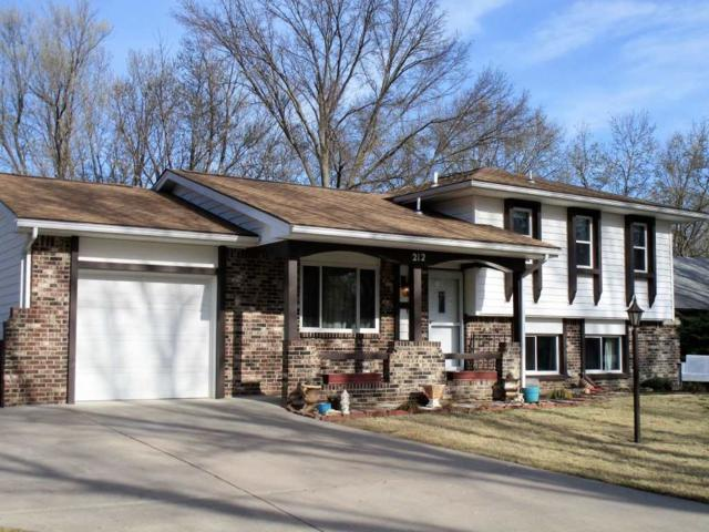 212 S Circle Dr, Derby, KS 67037 (MLS #549847) :: Glaves Realty