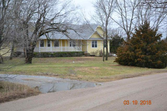 13313 SW 186th Terrace, Rose Hill, KS 67133 (MLS #549876) :: On The Move