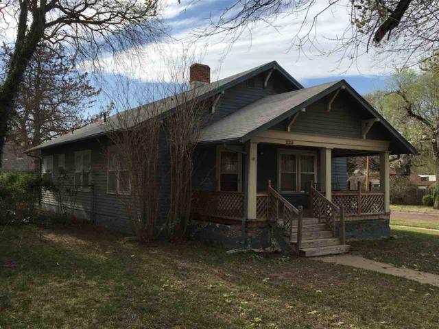 225 N 1st, Arkansas City, KS 67005 (MLS #549880) :: Select Homes - Team Real Estate