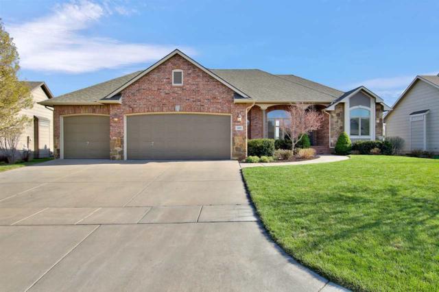 14005 W Taylor  Cir., Wichita, KS 67235 (MLS #549901) :: Glaves Realty