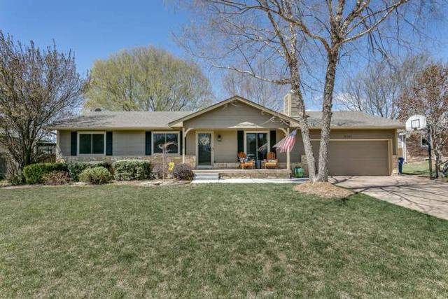 1131 S Woodlawn Heights Ct, Derby, KS 67034 (MLS #549919) :: Better Homes and Gardens Real Estate Alliance