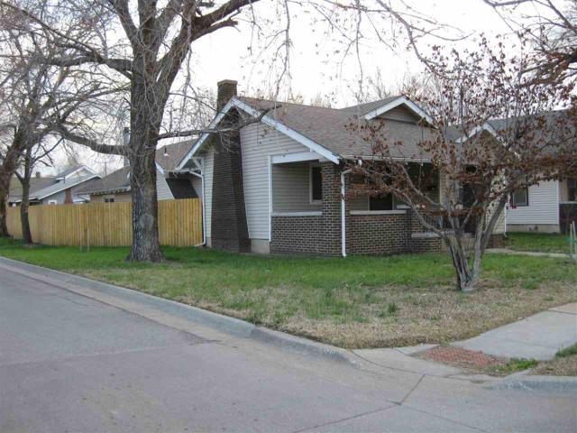 1030 W 3rd, El Dorado, KS 67042 (MLS #549932) :: On The Move