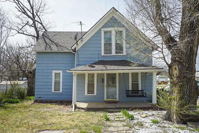 205 S Kansas St, Benton, KS 67017 (MLS #549940) :: Select Homes - Team Real Estate