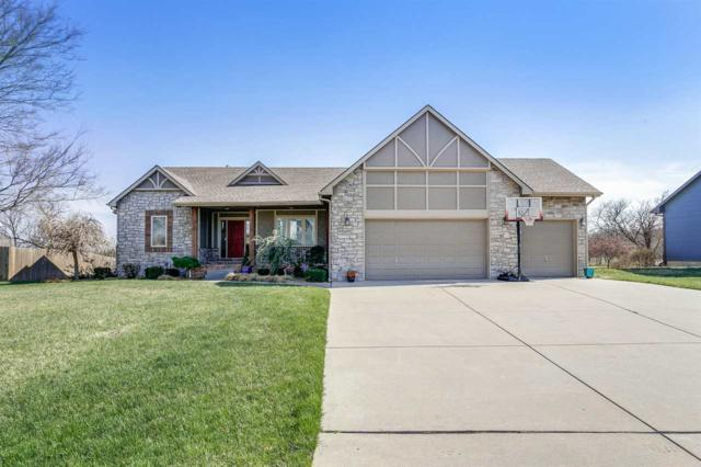 1473 E Bearhill Rd, Park City, KS 67147 (MLS #549949) :: Better Homes and Gardens Real Estate Alliance