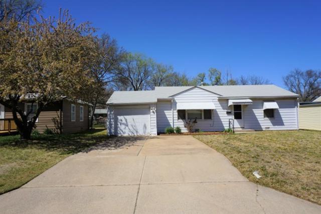 220 E Edgemoor St, Derby, KS 67037 (MLS #549955) :: Wichita Real Estate Connection
