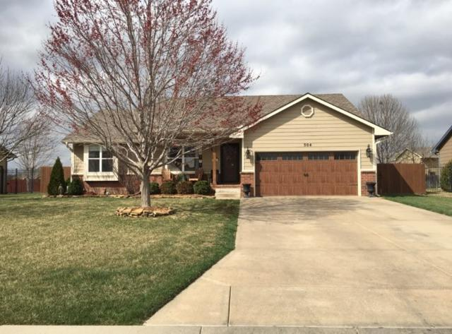504 Country Lane Dr, Augusta, KS 67010 (MLS #549970) :: On The Move