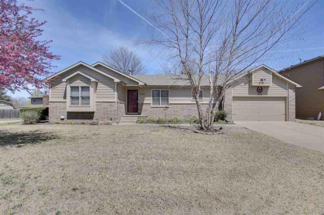 2706 S Rainier Cir, Wichita, KS 67215 (MLS #549972) :: Select Homes - Team Real Estate