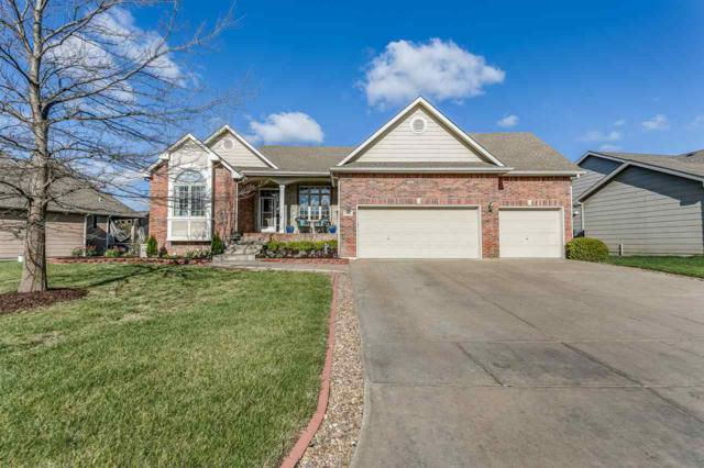 631 N Woodstone Dr, Andover, KS 67002 (MLS #549976) :: Wichita Real Estate Connection
