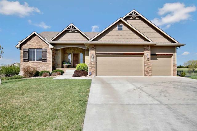 3535 N Summerchase, Rose Hill, KS 67133 (MLS #549987) :: Better Homes and Gardens Real Estate Alliance