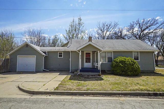 850 N Dellrose St, Wichita, KS 67208 (MLS #549996) :: ClickOnHomes | Keller Williams Signature Partners