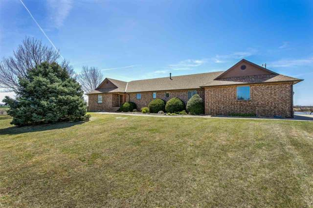 10002 S 51ST ST W, Peck, KS 67120 (MLS #549998) :: Select Homes - Team Real Estate