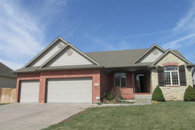 831 N Crescent Lakes Pl, Andover, KS 67002 (MLS #550011) :: Wichita Real Estate Connection