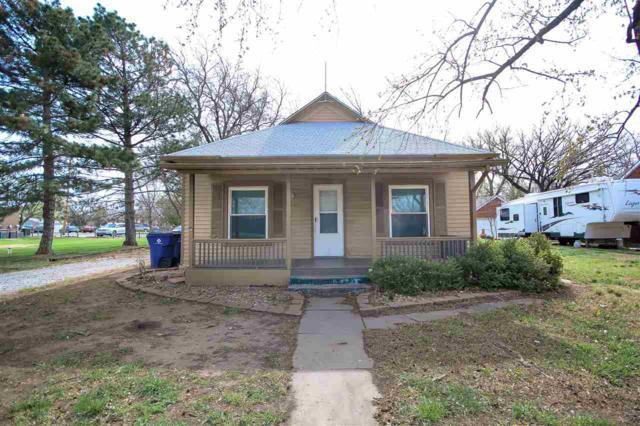 128 S Lee St, Clearwater, KS 67026 (MLS #550021) :: Select Homes - Team Real Estate