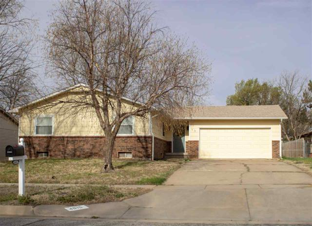 4015 Clarendon St, Bel Aire, KS 67220 (MLS #550024) :: Better Homes and Gardens Real Estate Alliance