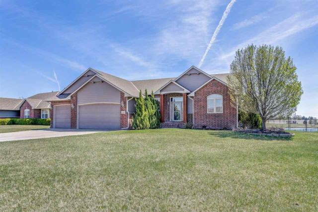 2302 N Castle Rock Ct, Wichita, KS 67228 (MLS #550031) :: Better Homes and Gardens Real Estate Alliance