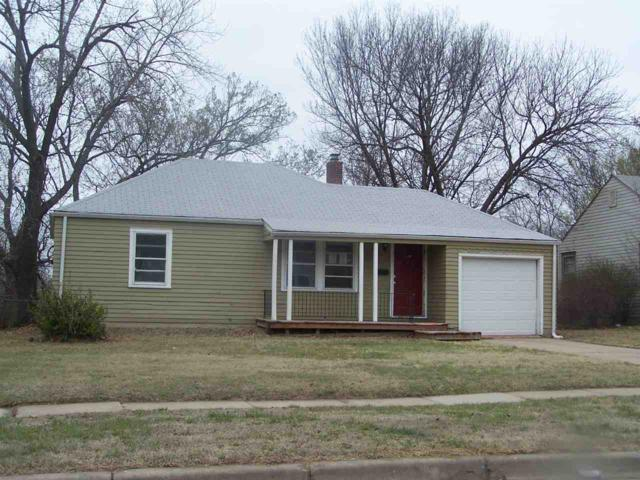 4008 Vesta Dr, Wichita, KS 67208 (MLS #550036) :: Better Homes and Gardens Real Estate Alliance