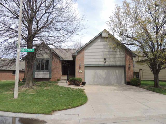 2348 N High Point Ct, Wichita, KS 67205 (MLS #550037) :: Better Homes and Gardens Real Estate Alliance