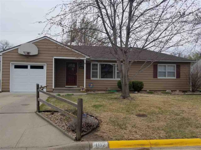 1112 Allison St, Newton, KS 67114 (MLS #550042) :: Better Homes and Gardens Real Estate Alliance