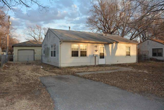 4572 S Jade Ave, Wichita, KS 67216 (MLS #550045) :: Better Homes and Gardens Real Estate Alliance