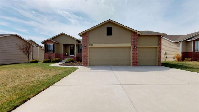 5029 N Saker Cir., Wichita, KS 67219 (MLS #550046) :: Better Homes and Gardens Real Estate Alliance