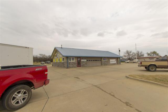 1304 Old Main, Newton, KS 67114 (MLS #550047) :: Wichita Real Estate Connection