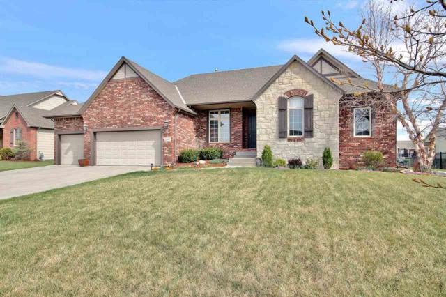2249 N Stonegate Cir, Andover, KS 67002 (MLS #550054) :: Wichita Real Estate Connection