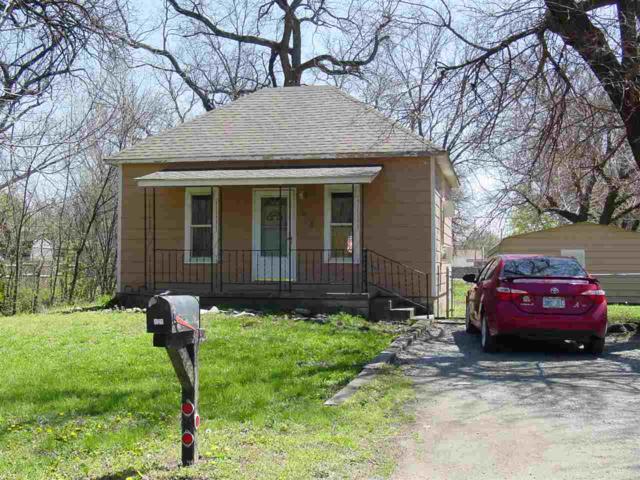 121 E Emery, Mulvane, KS 67110 (MLS #550058) :: Select Homes - Team Real Estate
