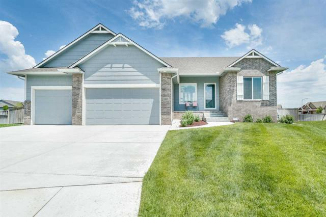 622 W Candlestar Ct., Andover, KS 67002 (MLS #550061) :: Wichita Real Estate Connection