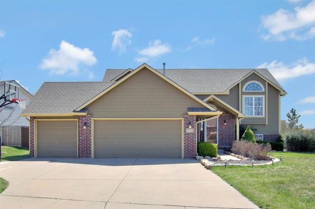 2020 N Ruger Cir, Andover, KS 67002 (MLS #550063) :: Wichita Real Estate Connection