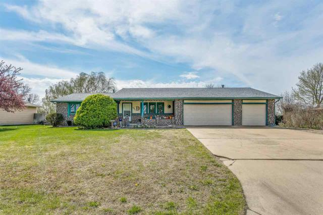 521 Park Rd, Rose Hill, KS 67133 (MLS #550083) :: On The Move