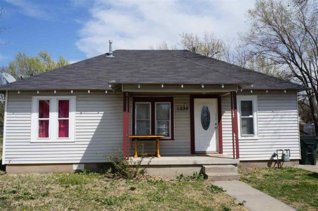 1022 N Poplar Ave, Wichita, KS 67214 (MLS #550085) :: Wichita Real Estate Connection