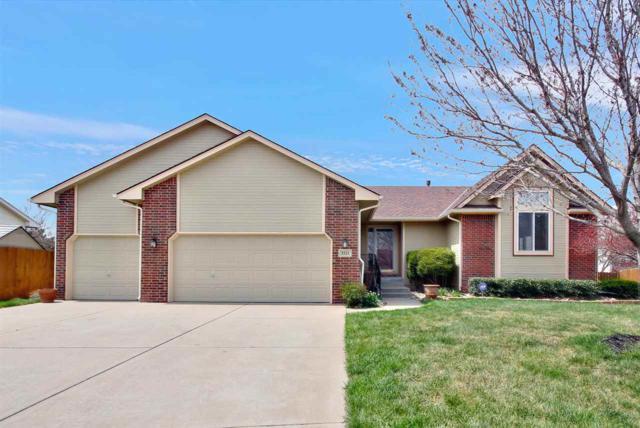 2521 N Brandon Cir, Wichita, KS 67226 (MLS #550090) :: Wichita Real Estate Connection