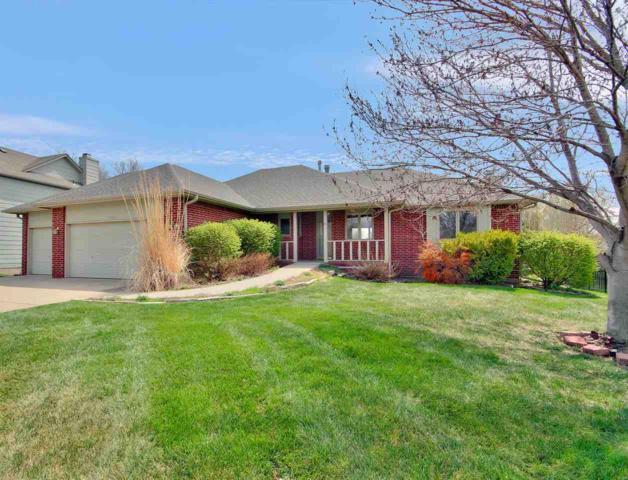 12509 W Rolling Hills St, Wichita, KS 67205 (MLS #550093) :: Wichita Real Estate Connection