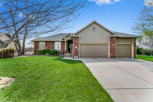 12909 W Harvest Lane Ct, Wichita, KS 67235 (MLS #550096) :: Wichita Real Estate Connection