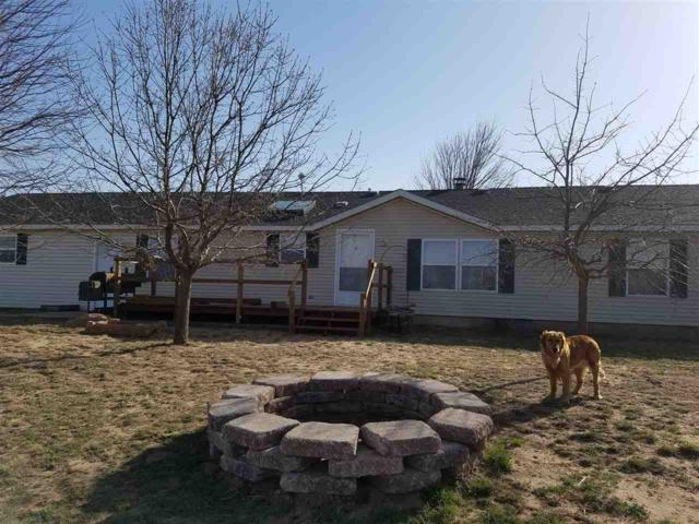 3827 SE 110th St, Spivey, KS 67142 (MLS #550098) :: Select Homes - Team Real Estate