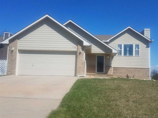 830 S Goebel Cir, Wichita, KS 67207 (MLS #550100) :: Wichita Real Estate Connection