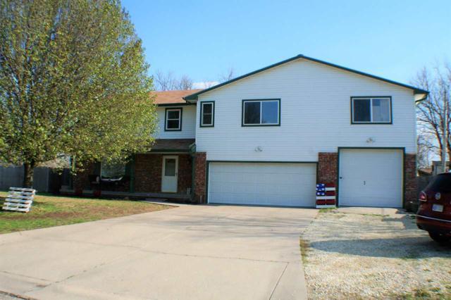 33 Huntington Rd, Augusta, KS 67010 (MLS #550122) :: On The Move