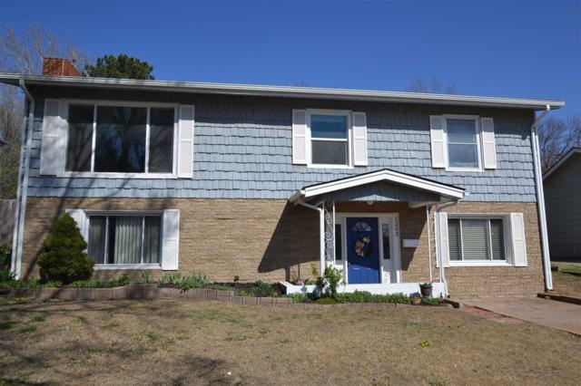 1202 Helen St, Augusta, KS 67010 (MLS #550127) :: On The Move