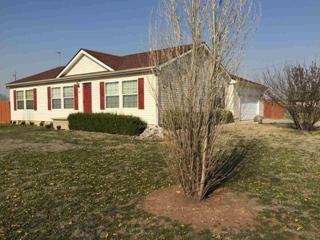 400 N Norris Dr, El Dorado, KS 67042 (MLS #550130) :: On The Move