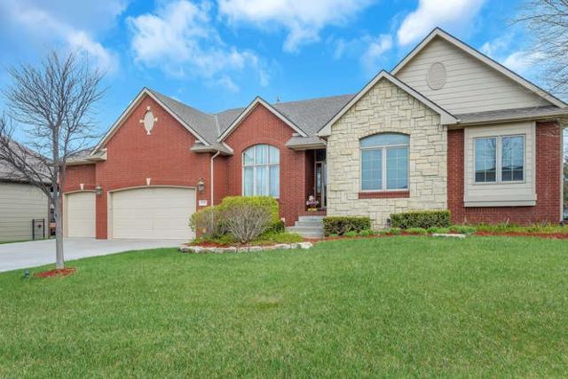 1937 N Peckham Ct, Wichita, KS 67230 (MLS #550143) :: Select Homes - Team Real Estate