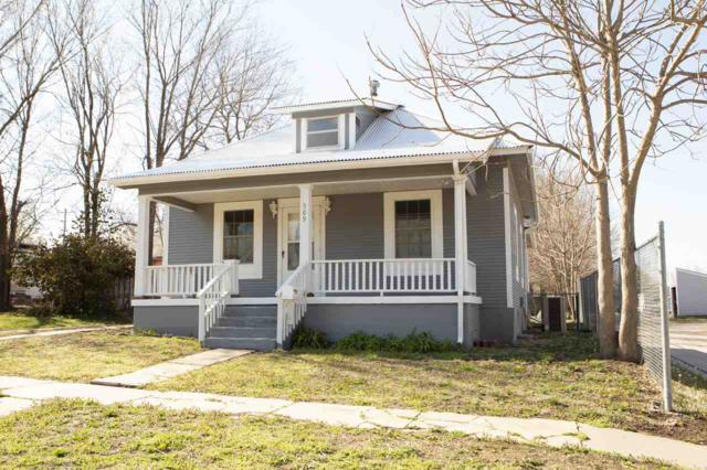 509 W 4th Street, Newton, KS 67114 (MLS #550147) :: Select Homes - Team Real Estate