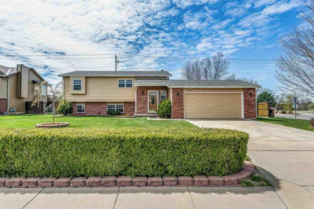 2101 E Summerset St, Derby, KS 67037 (MLS #550166) :: On The Move