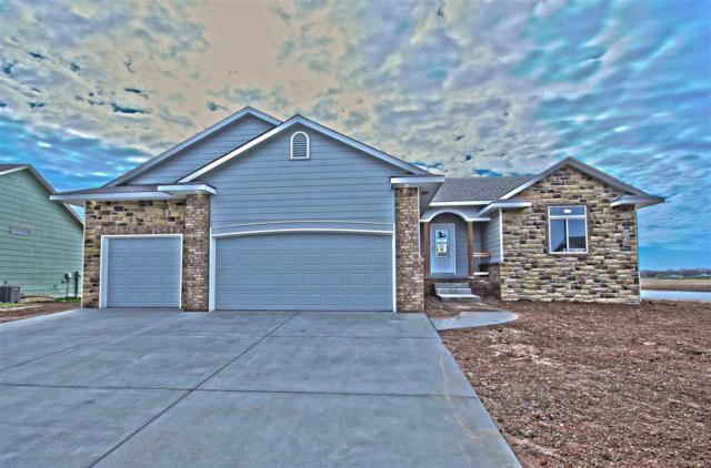 1230 N Lake Ridge Dr, Derby, KS 67037 (MLS #550192) :: On The Move