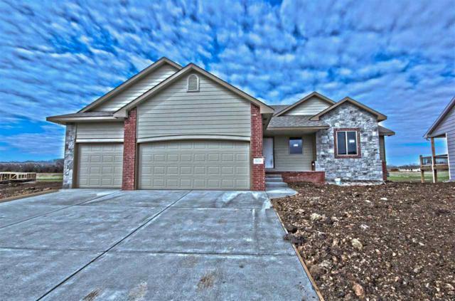 1124 N Lake Ridge Ct, Derby, KS 67037 (MLS #550196) :: On The Move